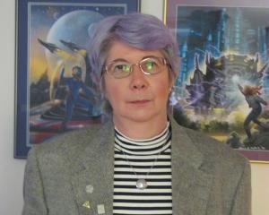 Author GoH - Sharon Lee